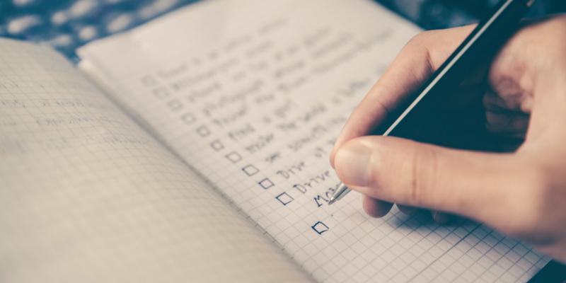 To-do-list: come crearle e come usarle al meglio