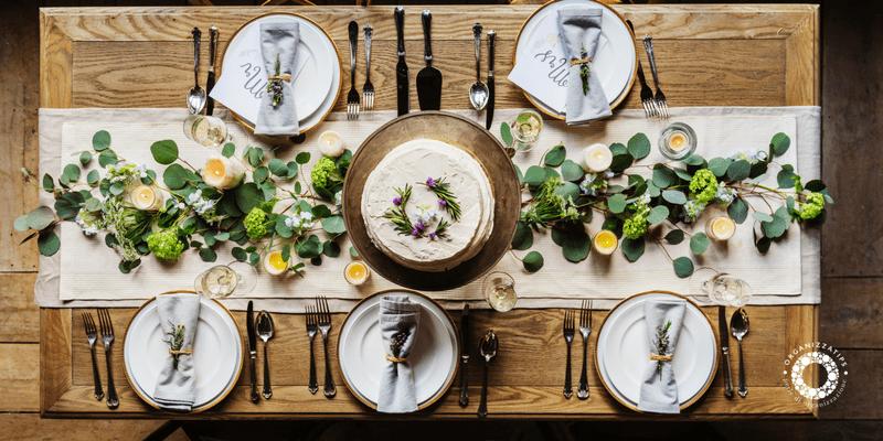 organizzare il pranzo di natale