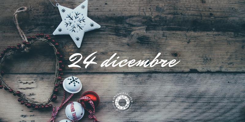 24 dicembre 2017: e per Natale 2018?