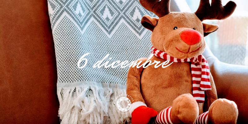 6 dicembre 2017: letterina da parte di Babbo Natale