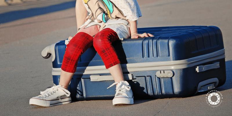 valigia per bambini