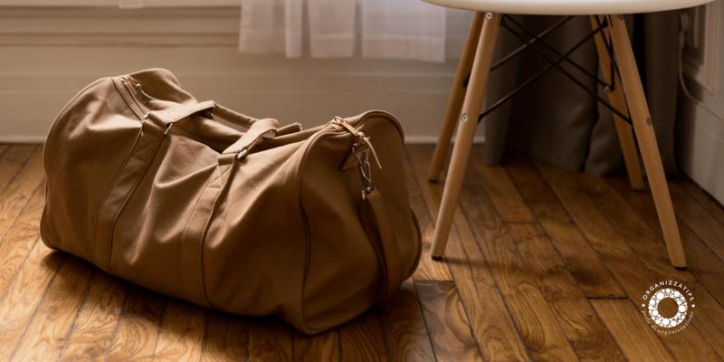 Organizzare il borsone o lo zaino per il viaggio