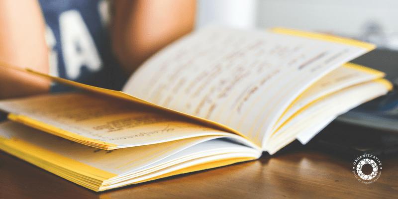 Il diario di scuola: quale acquistare e come usarlo
