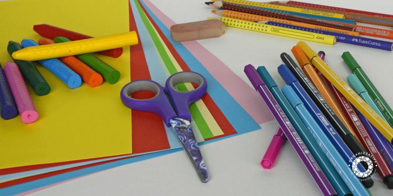 Acquistare il materiale scolastico