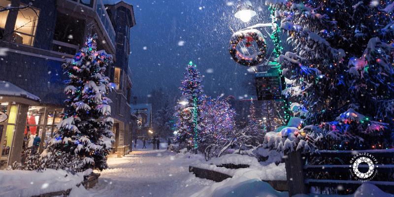 Missione 5: vivi l'atmosfera natalizia