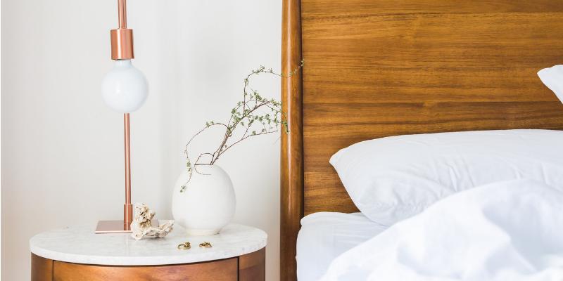 Altri spazi da sfruttare in camera da letto - Organizzatips