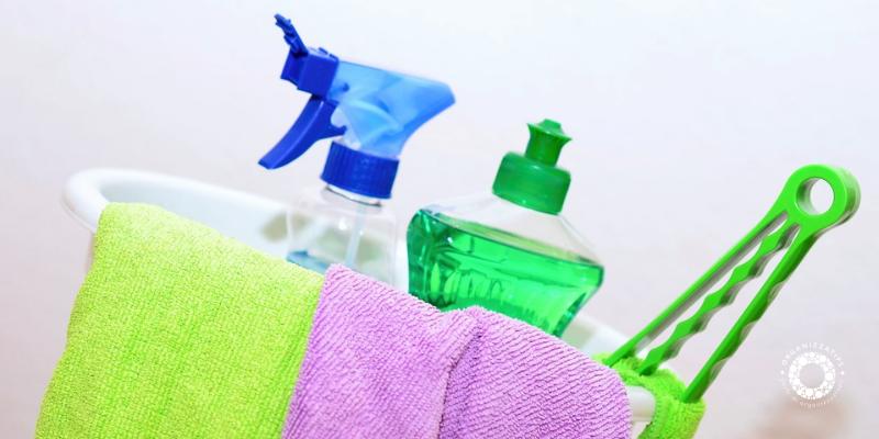 Mantenere puliti e in ordine garage e cantina