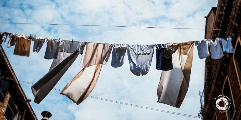 Stendere il bucato