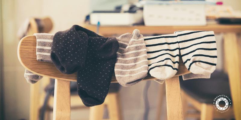 Il mistero dei calzini spaiati