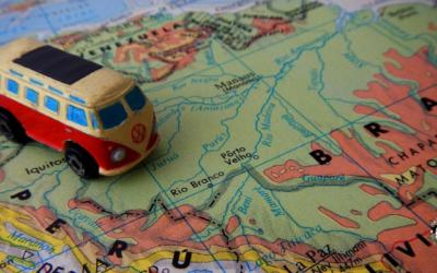 Mappe e carte per viaggiare