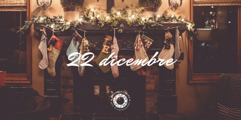 22 dicembre 2019: lo spuntino per Babbo Natale