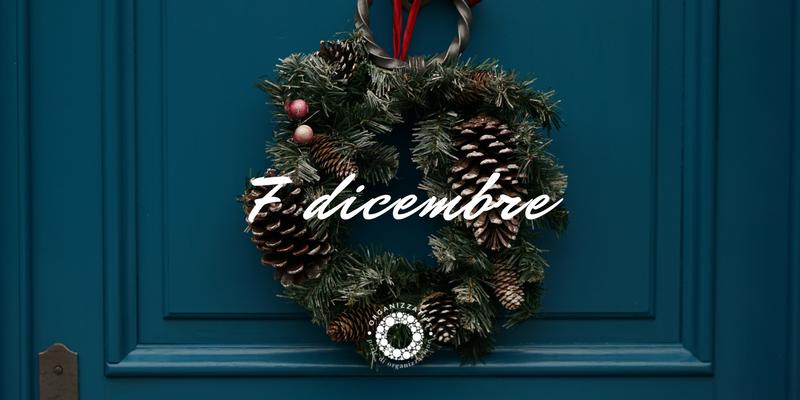 7 dicembre 2019: i buoni da regalare