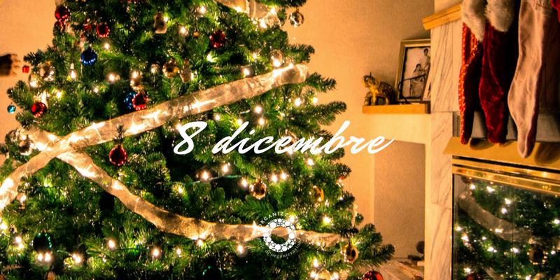 8 dicembre 2019: la lista per fare l'albero di Natale