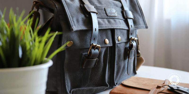 Organizzare la borsa per il fine settimana