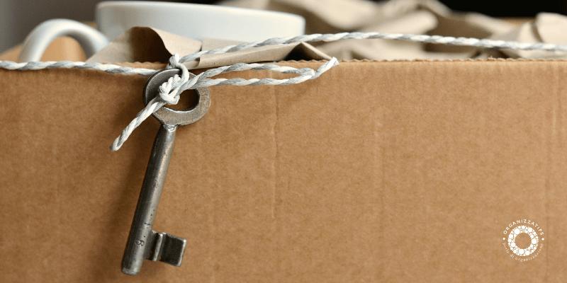 Organizzare il trasloco