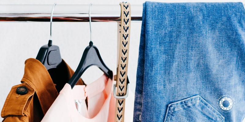 Come gestire gli abiti indossati soltanto una volta e non ancora da lavare?