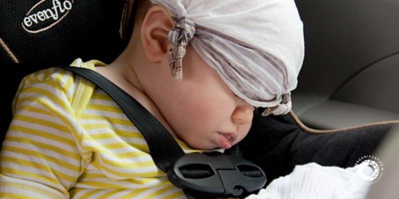 I seggiolini per i bambini in automobile