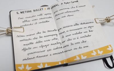 Che cos'è il Bullet Journal