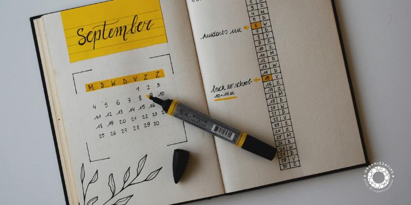 Il Bullet Journal: da dove cominciare