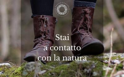 18 ottobre: stai a contatto con la natura