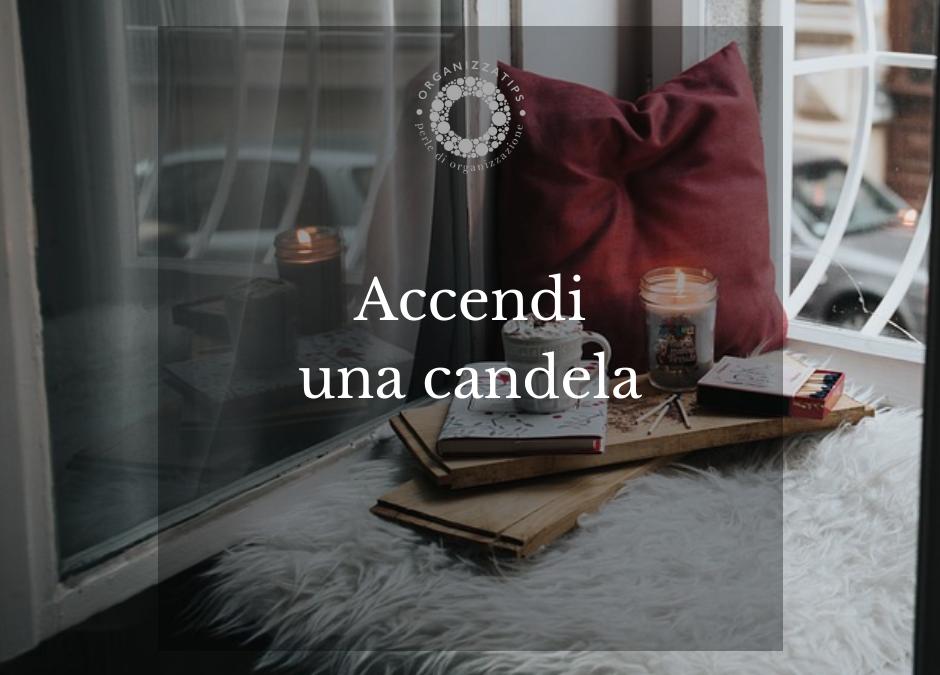 31 ottobre: accendi una candela